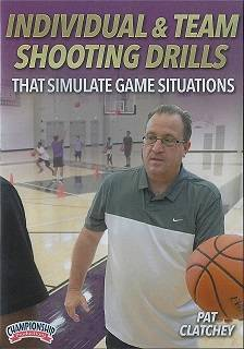 Shooting drills by Pat Clatchey
