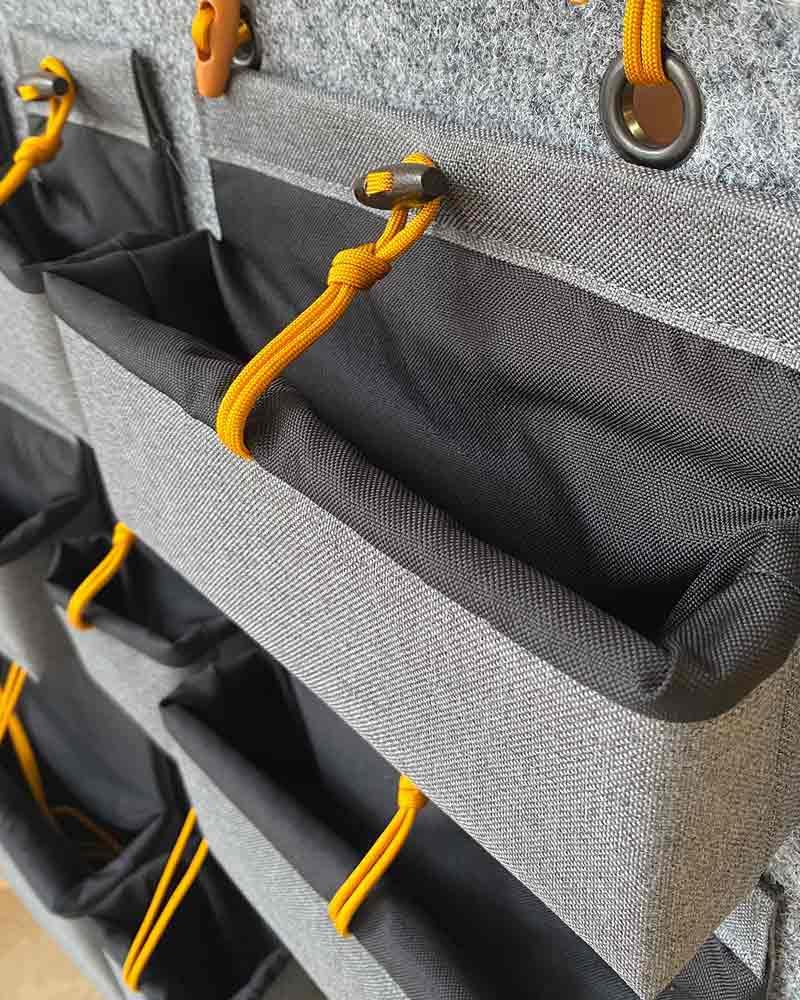 Pocket Modifer - Vantale Stauraum für den Campingbus