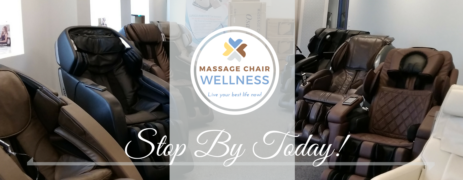 Link to Massage Chair Wellness Showroom