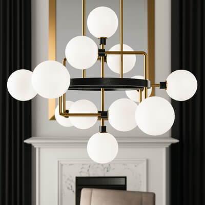 TECH Lighting Chandeliers