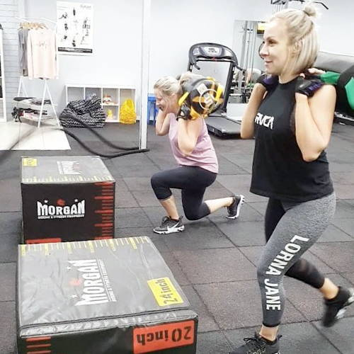 PT Studio Gym Fit Out 3 in 1 Plyo Box