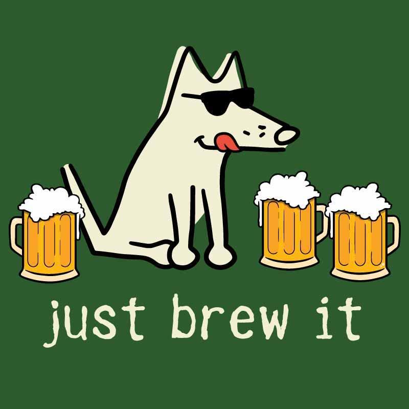 Shop Teddy the dog just brew it