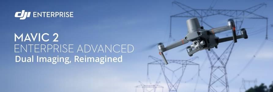 DJI Mavic 2 Enterprise Advanced Drones