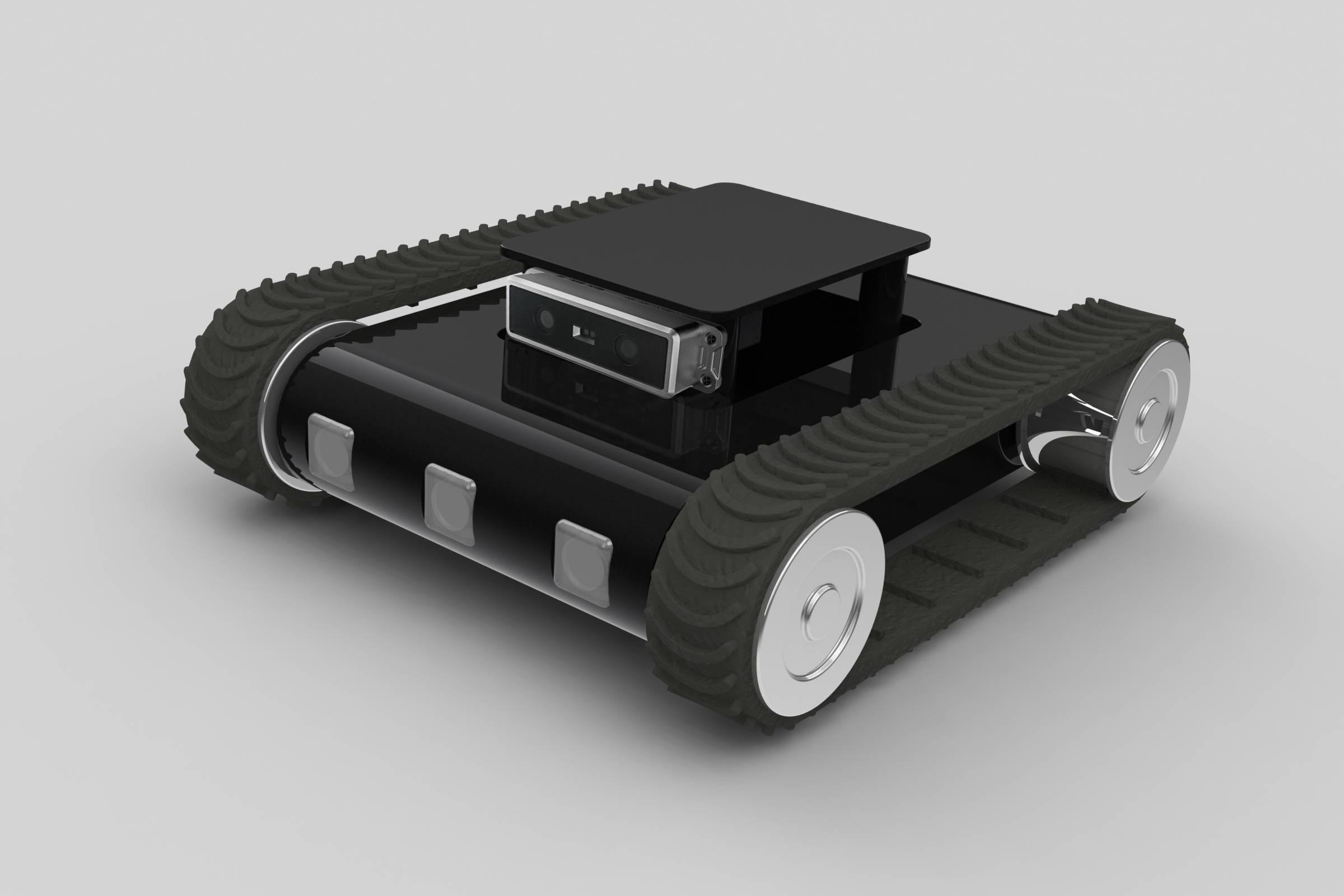 Robotic applications of MYNT EYE depth cameras