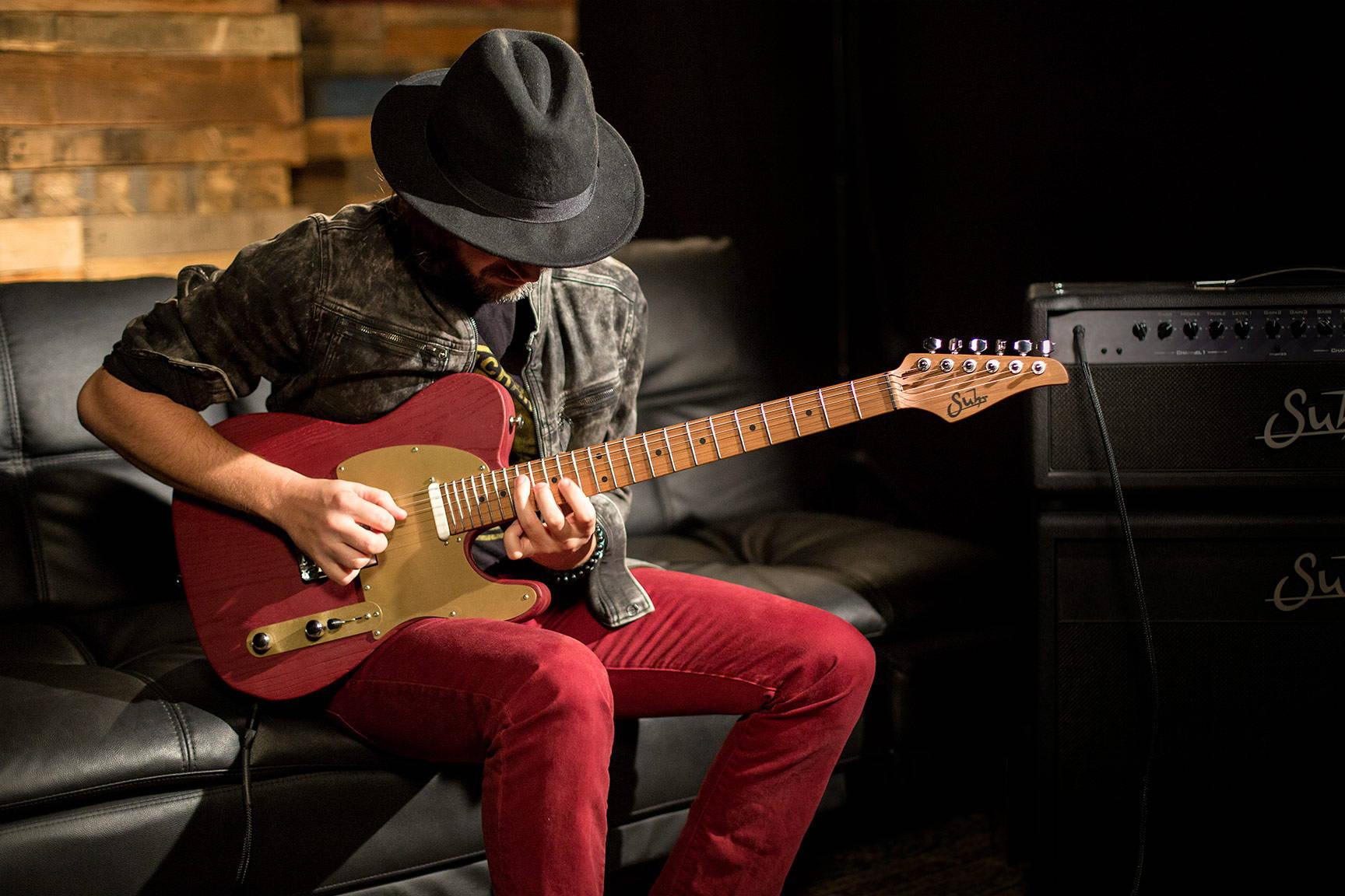 Suhr Guitars Doug Aldrich Neck High Output Guitar Humbucker Pickup Reverse Zebra