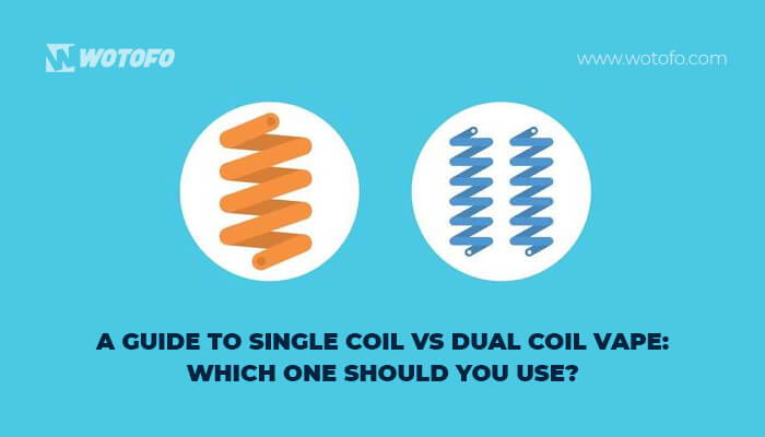 single coil vs dual coil vape