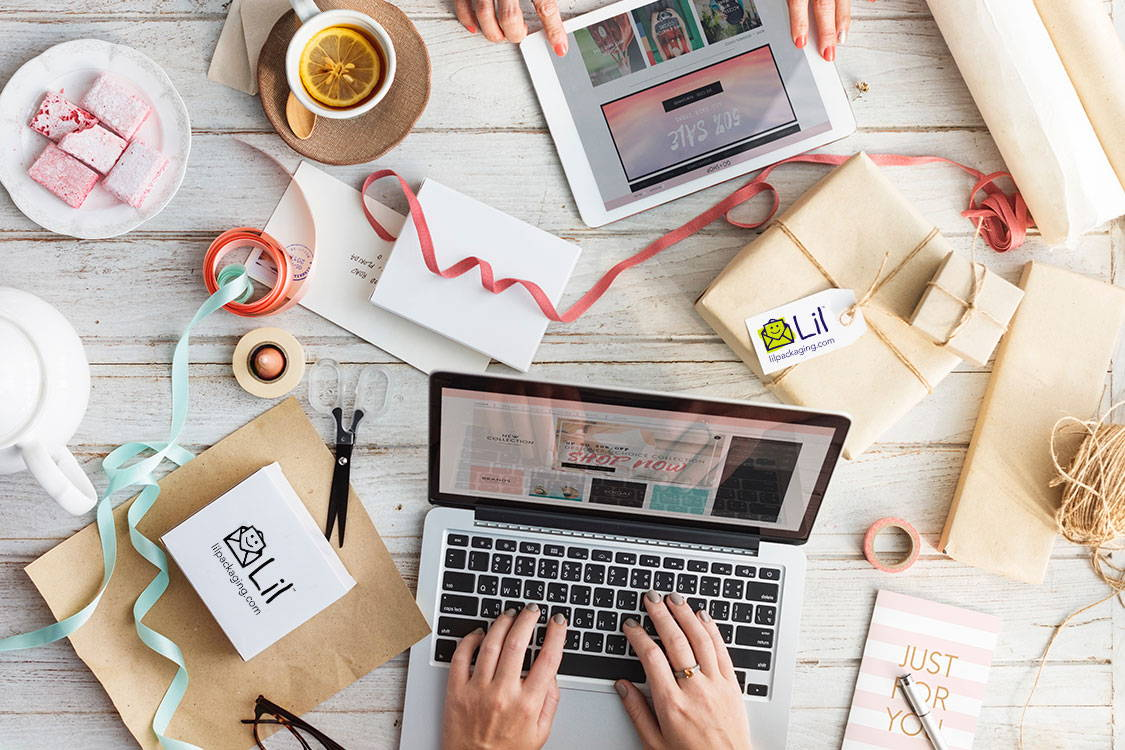 Ecommerce packaging - guide to growing your business online