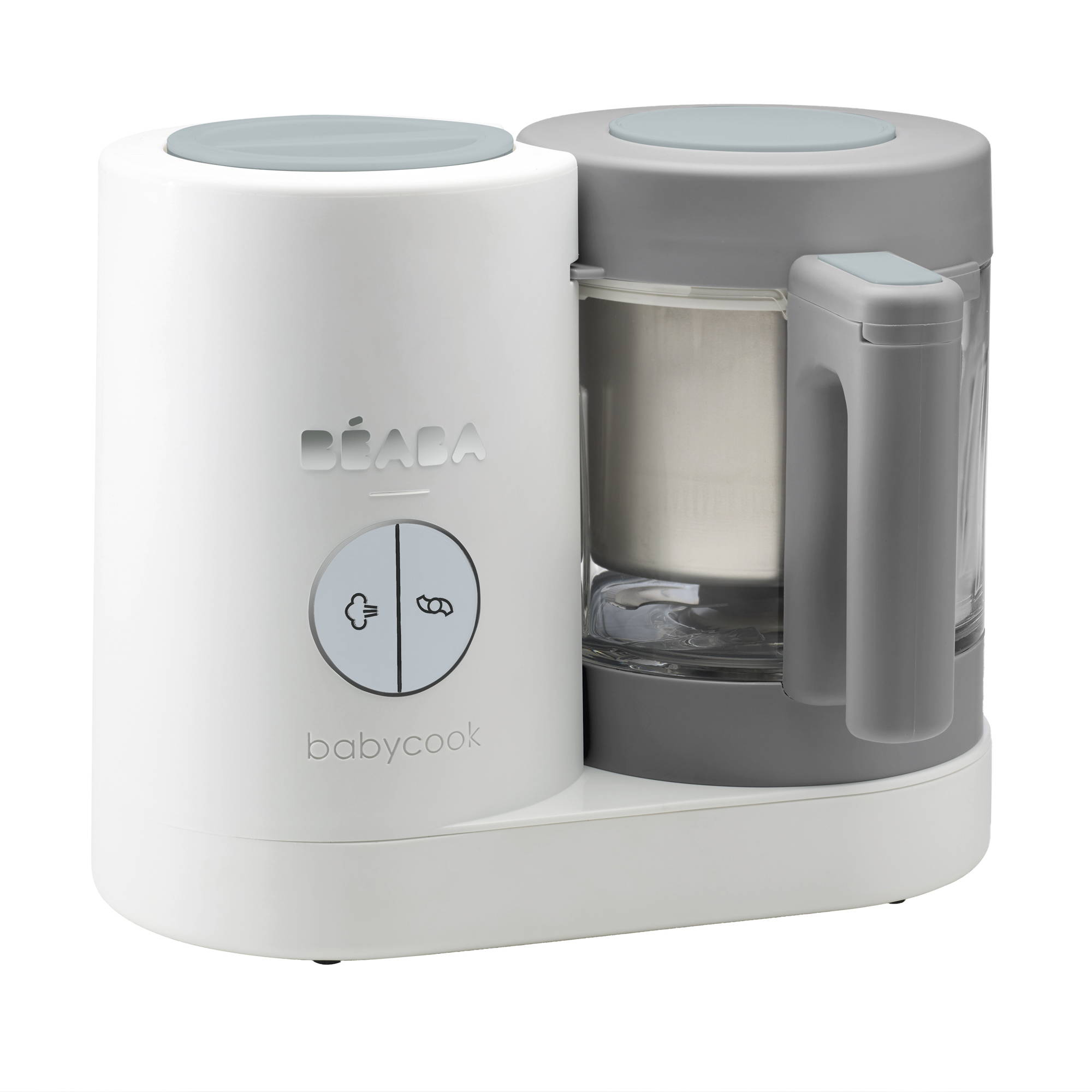 Beaba Babycook 4 in 1 Food Maker - Neo/Grey White