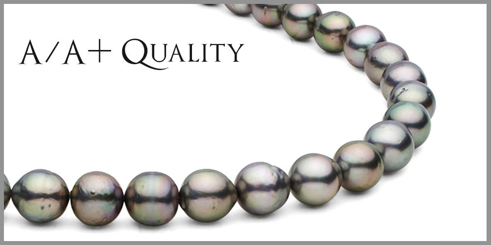 Tahitian Pearl Grading: A/A+ Quality