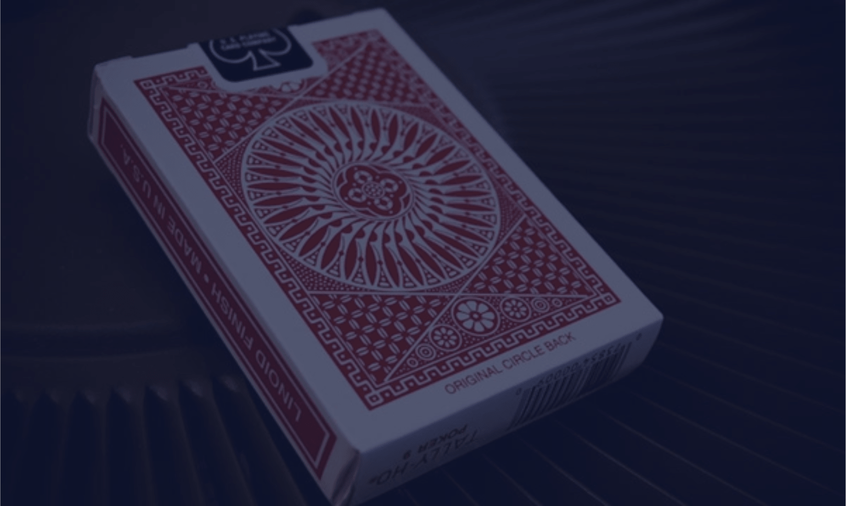 Tally-Ho Playing Cards - CardCutz