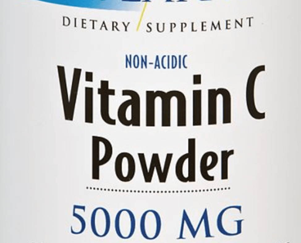 dietary suppliment viamin c powder 5000mg