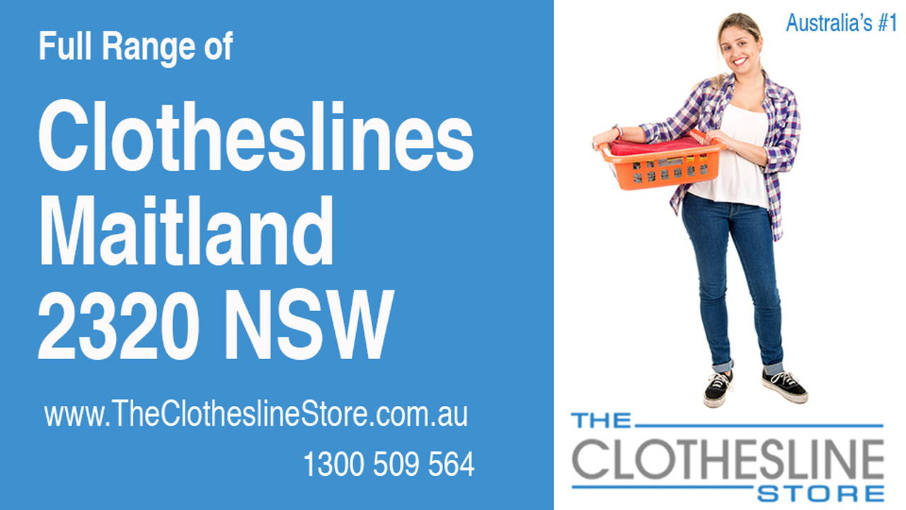 Clotheslines Maitland 2320 NSW