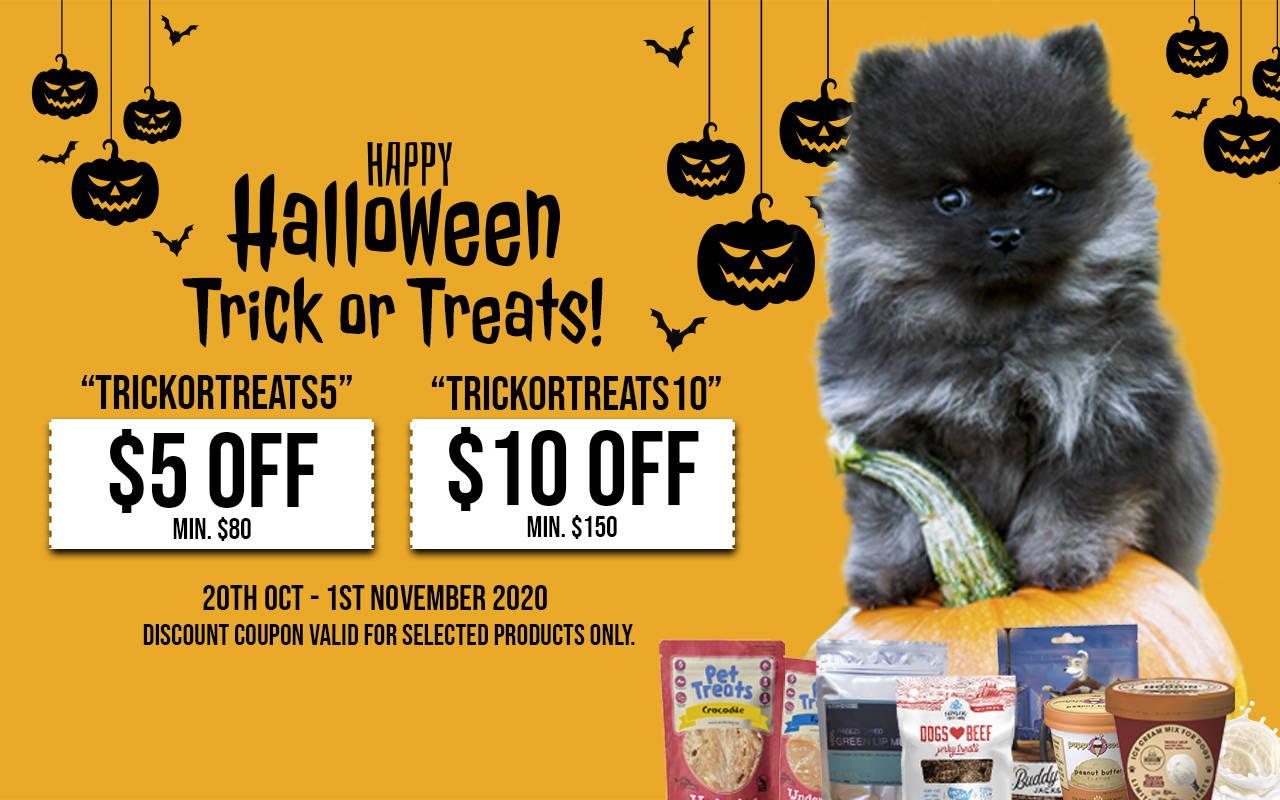 happy halloween trick. ortreats online pet shop singapore pawpy kisses singapore-3.