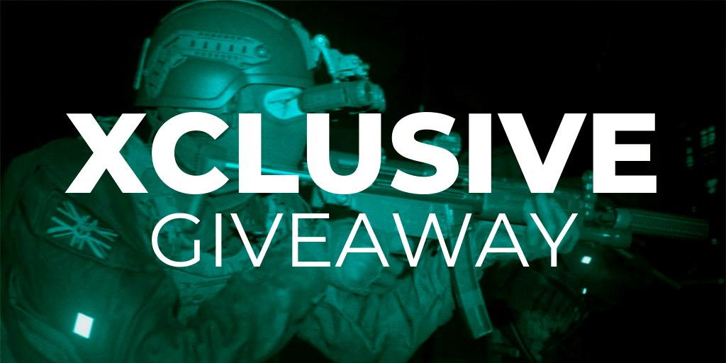 Modern Warfare Multiplayer Giveaway