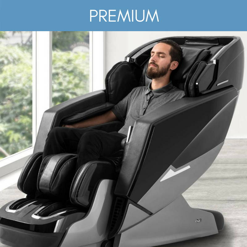Curated Collection of Premium Massage Chairs