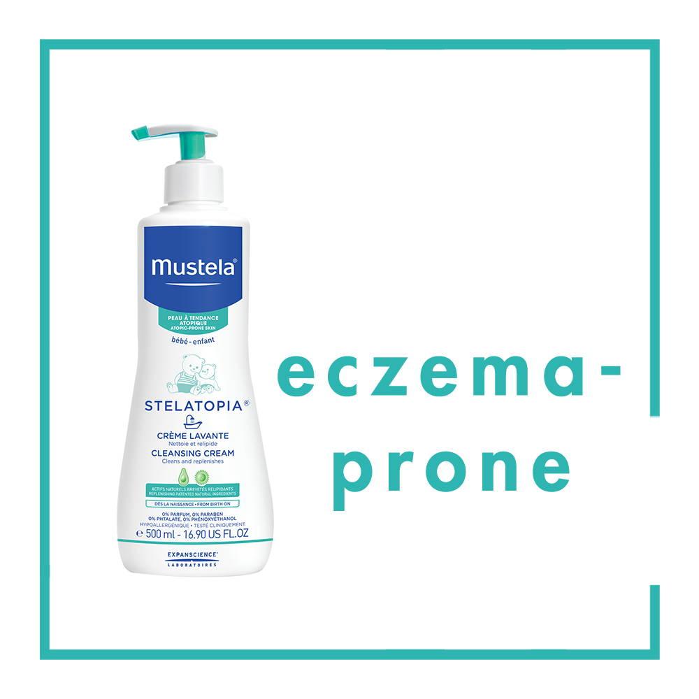 Mustela Baby Eczema-prone Skin
