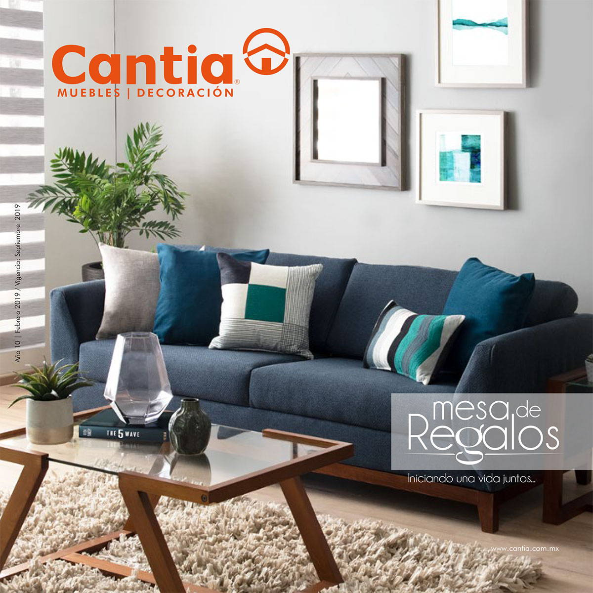 Catálogos Cantia