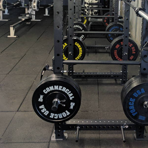 School Gym Fit Out Weight Plates