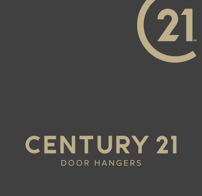 Century Door Hangers