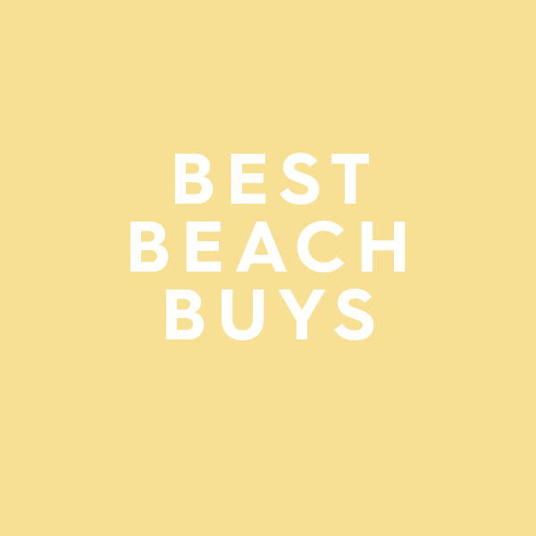 Best beach buys