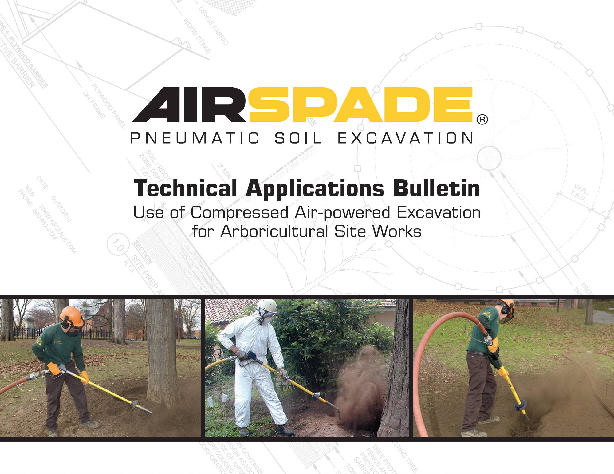 AirSpade Technical Applications Bulletin