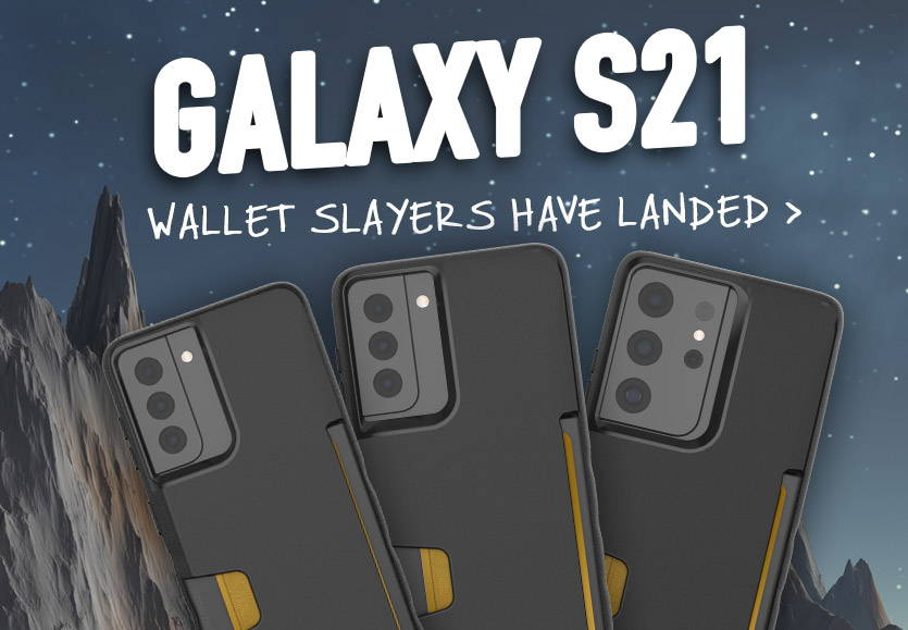 Galaxy S21: Wallet Slayers Have Landed
