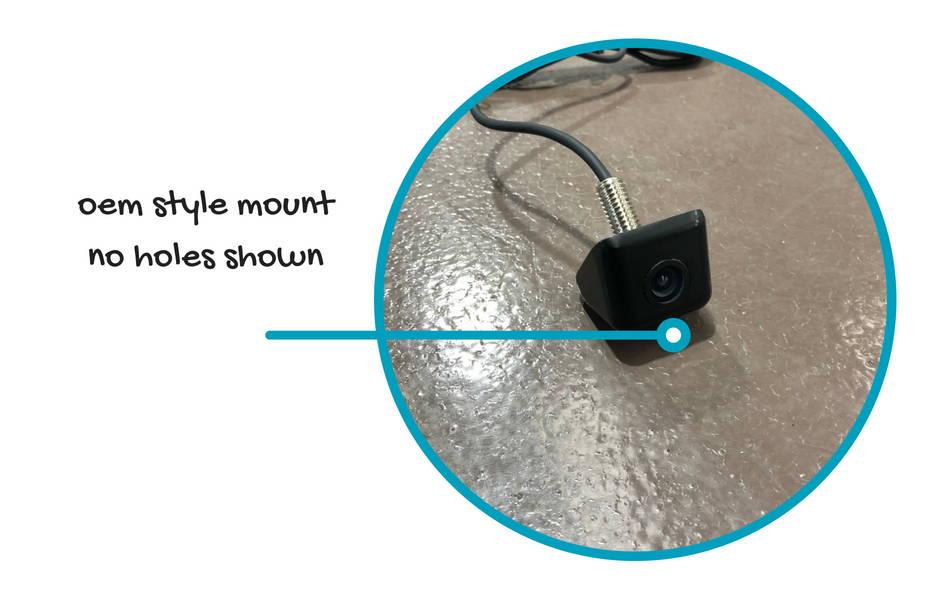 SoundSkins Vision OEM Mount