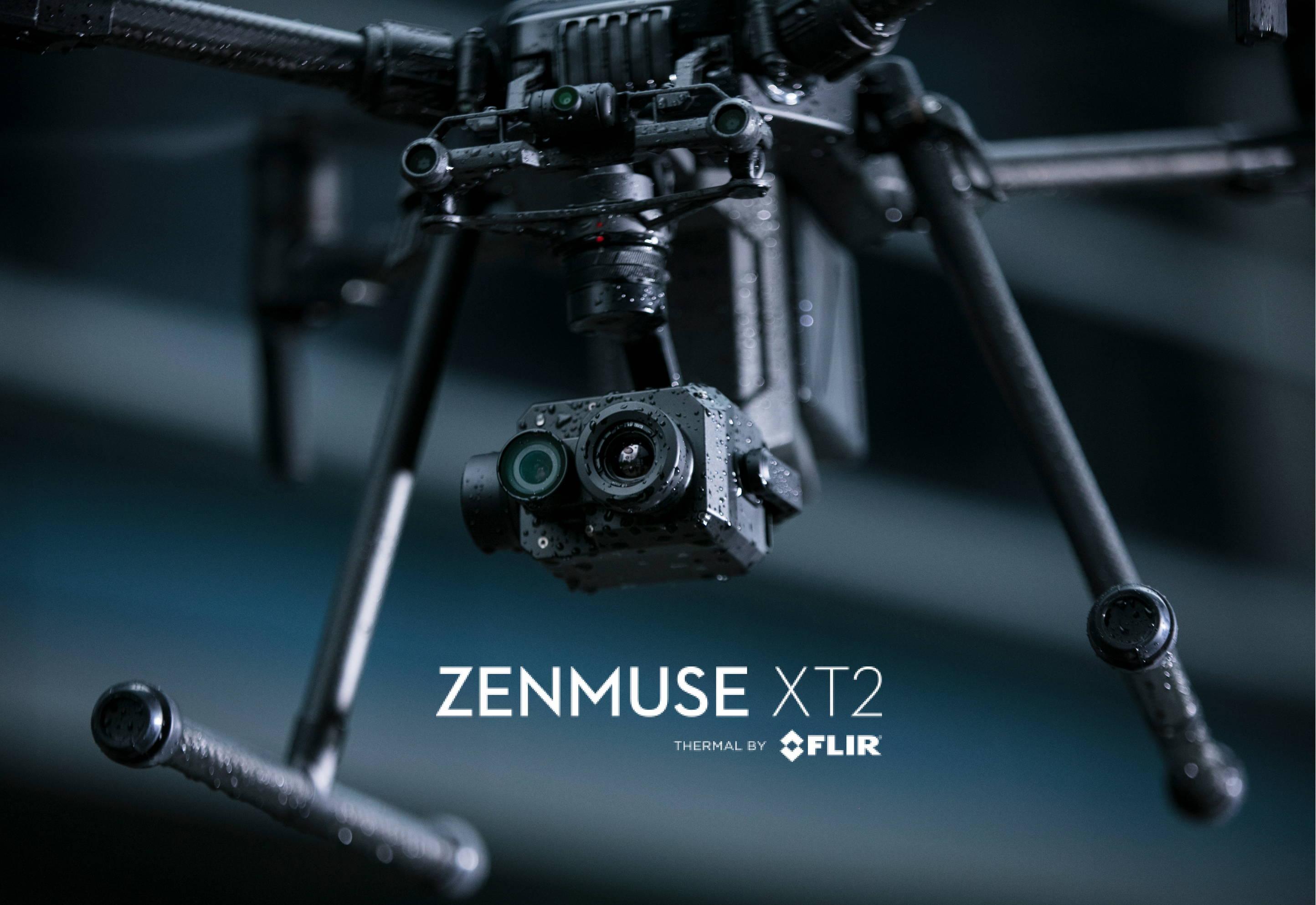 Zenmuse XT2
