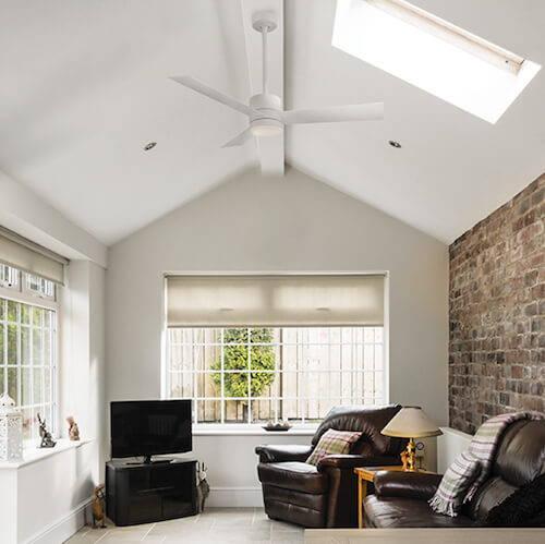 Modern Forms Smart Fans Axis Ceiling Fan