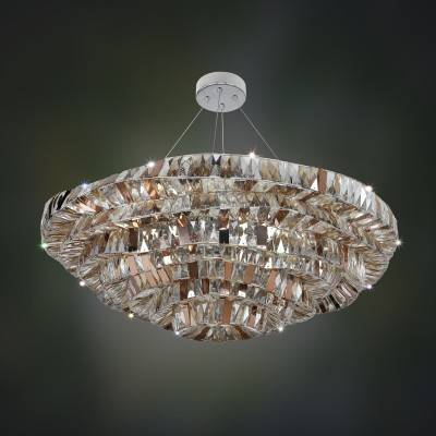 Allegri Lighting Crystal Pendants, Chandeliers, Wall Sconces, & Ceiling Lights - Gehry Collection
