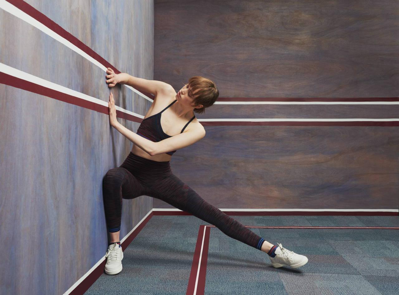 LNDR Active Wear Leggings Sports Bra
