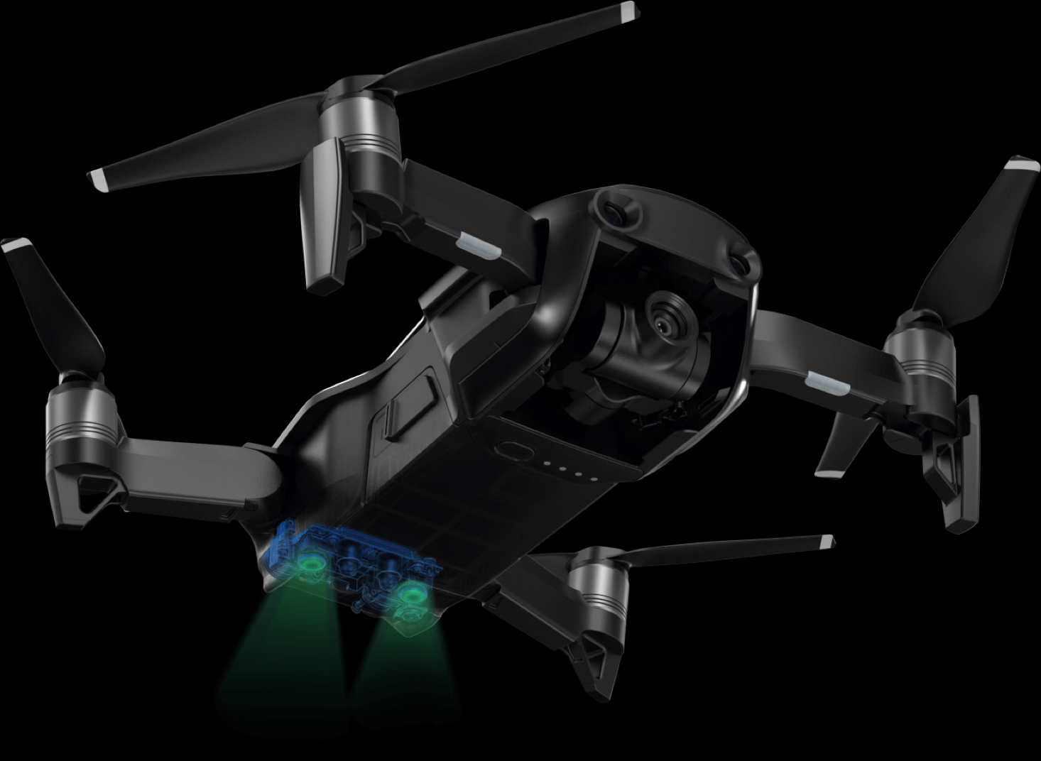 DJI Mavic Air Flight Autonomy 2