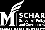 Image of the George Mason Schar school logo