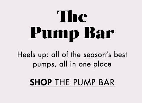 Shop the Pump Bar
