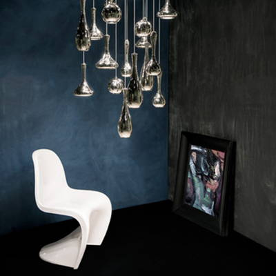 Modern Forms multi light pendants