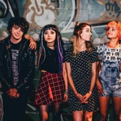 Hey Violet recycled guitar string bracelets and jewelry