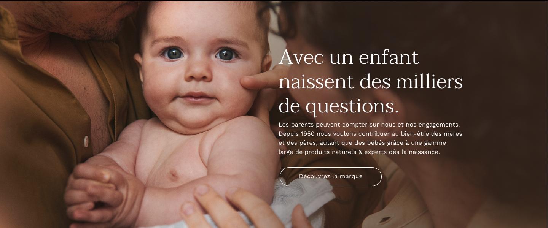 Avec un enfant naissent des milliers de questions