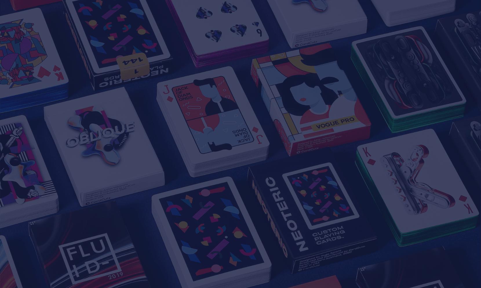 CardCutz Originals Playing Cards