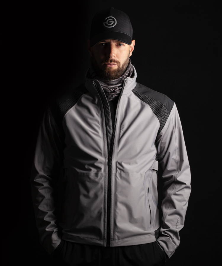 Galvin Green Golf Clothing Mobile