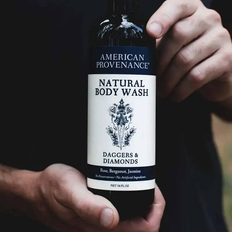 Link to shop American Provenance Hair & Body Products