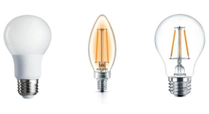 New LED bulb designs