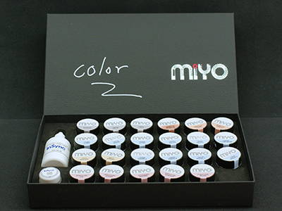 Coffret Miyo color + Jensen Dental