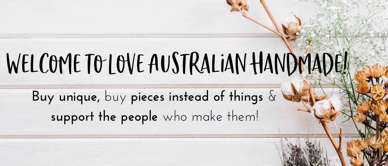 Love Australian Handmade