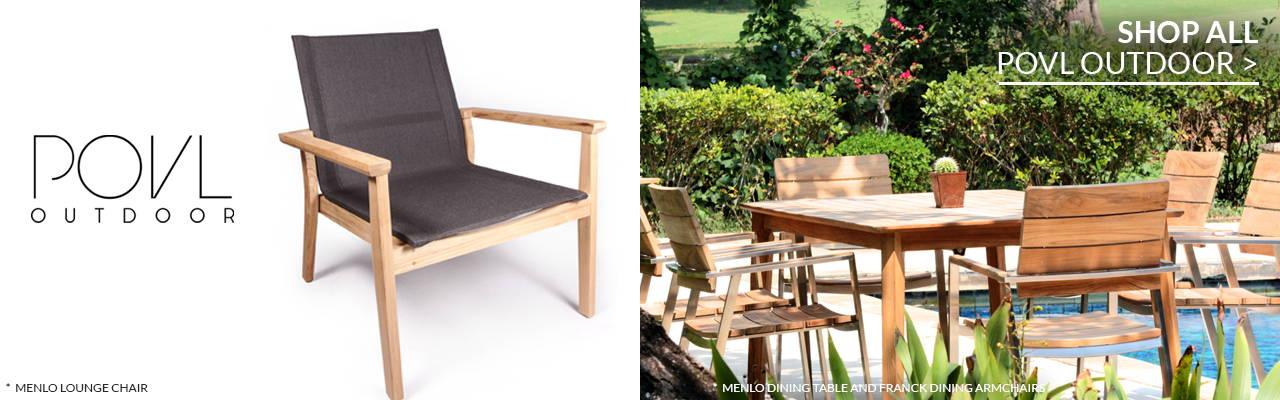 POVL Outdoor Patio Furniture