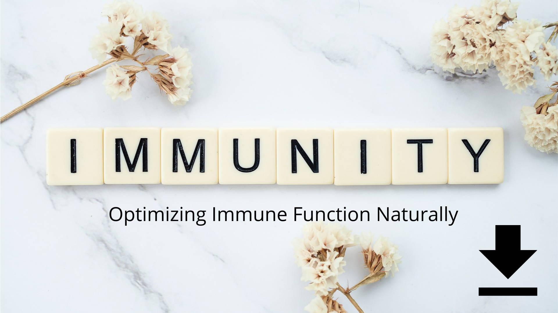 Immunity Free White Paper