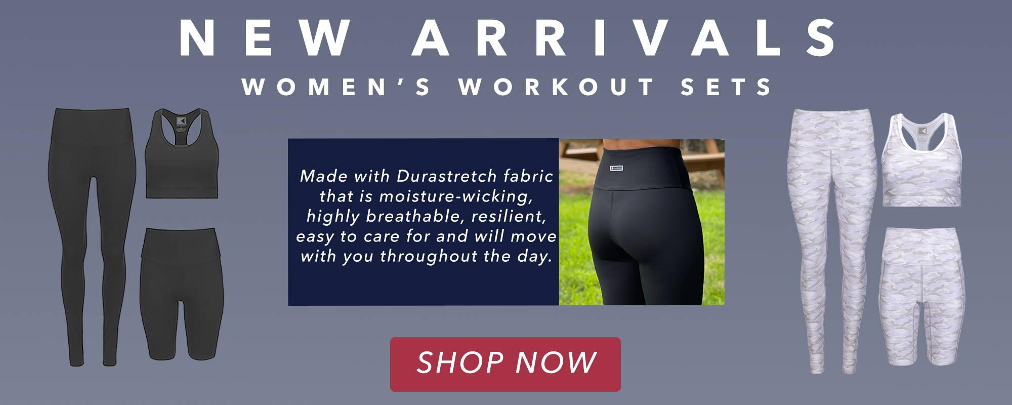 Women's Workout Sets