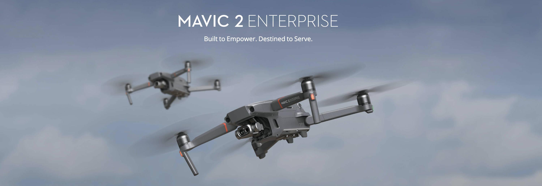 Mavic 2 Enterprise & Mavic 2 Enterprise Dual