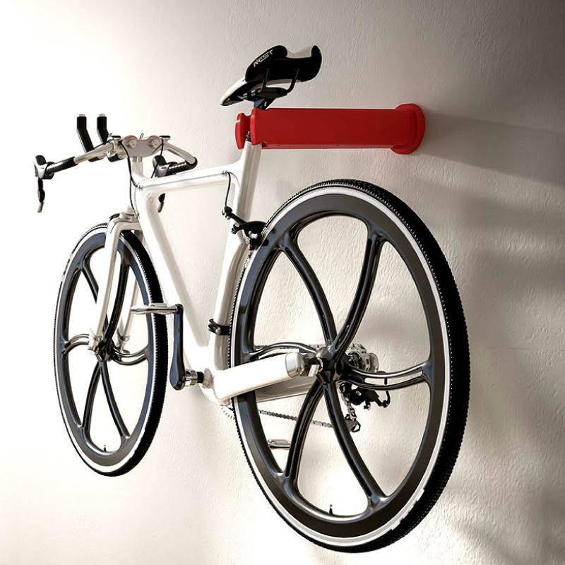 bicyclerack cool (クール)360°回転&ロック壁掛け自転車ラック
