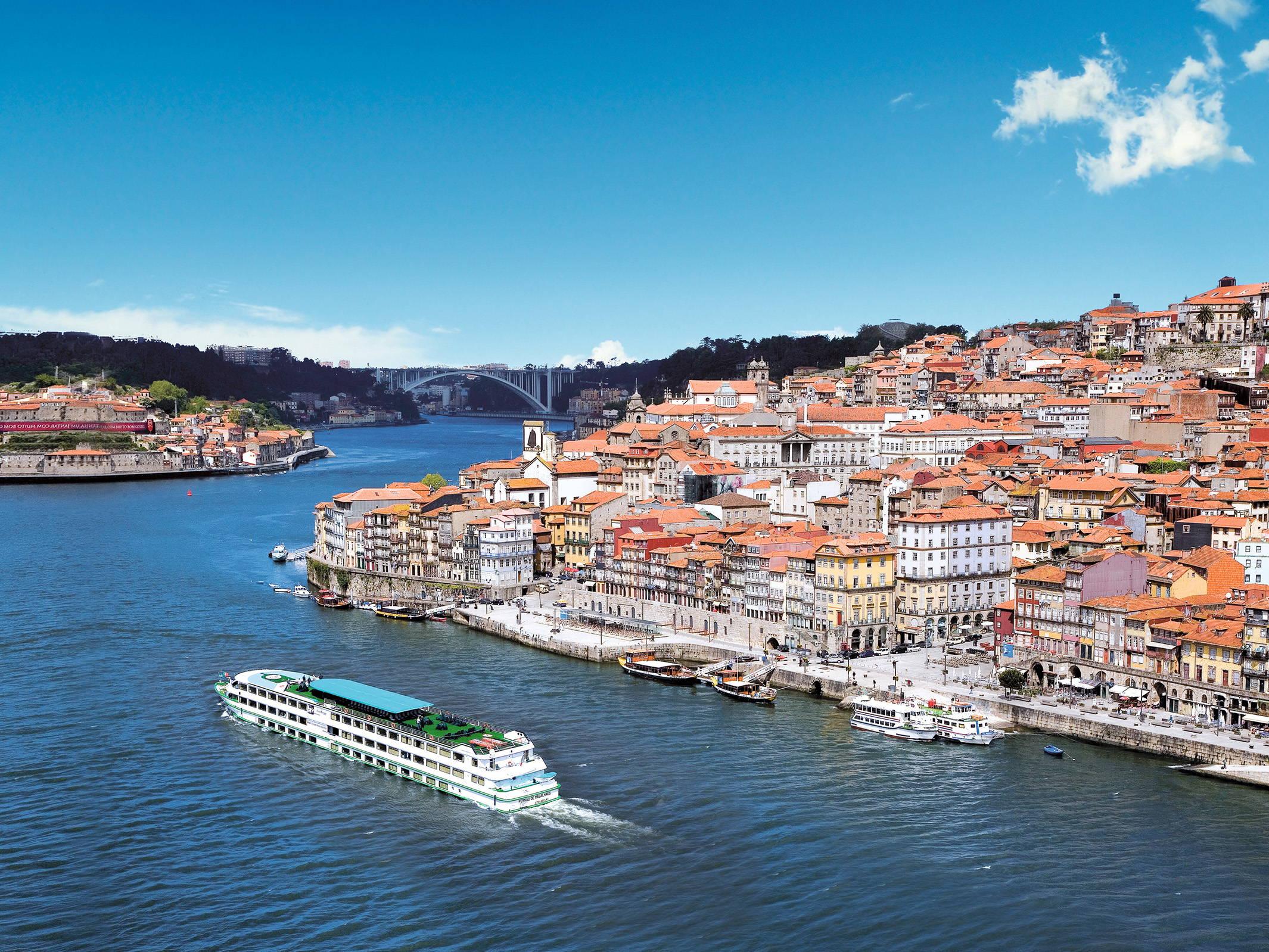 CroisiEurope Portugal Cruise