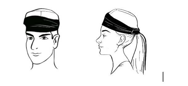 illumiflow Laser Cap Headband